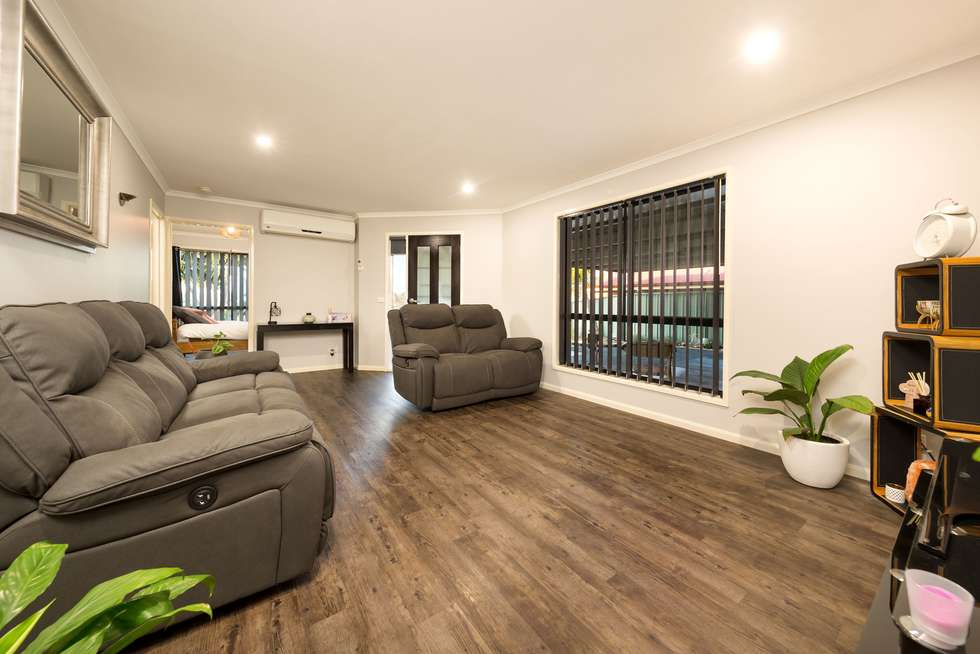 Second view of Homely house listing, 22 Samantha Terrace, Wodonga VIC 3690