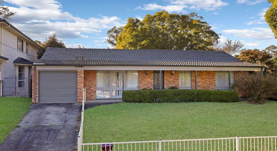 63 Greenwood Road, Kellyville NSW 2155