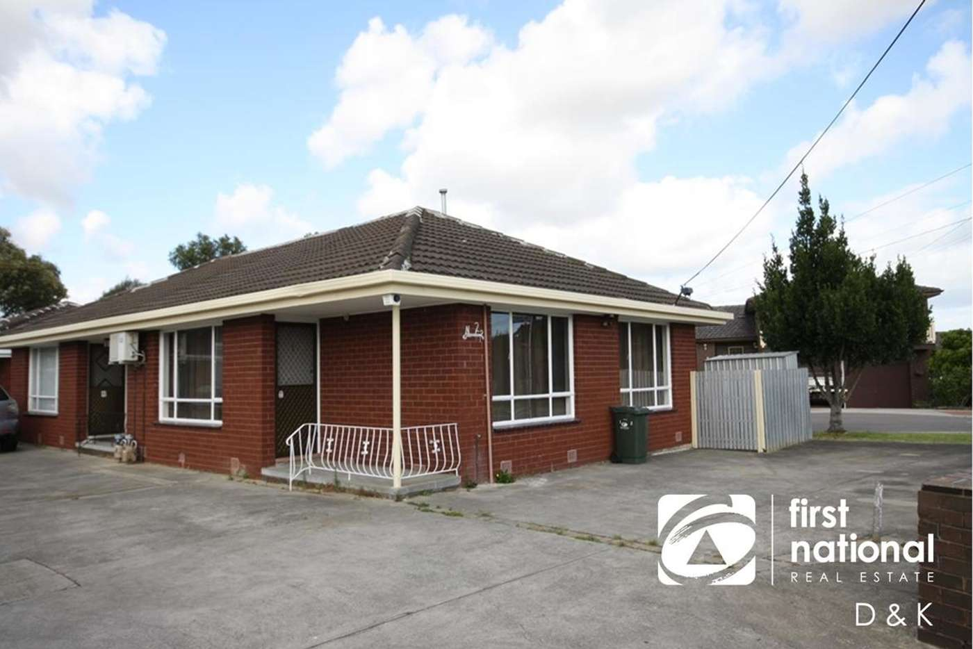 Main view of Homely unit listing, 1/2 Smart Street, Sunshine West VIC 3020