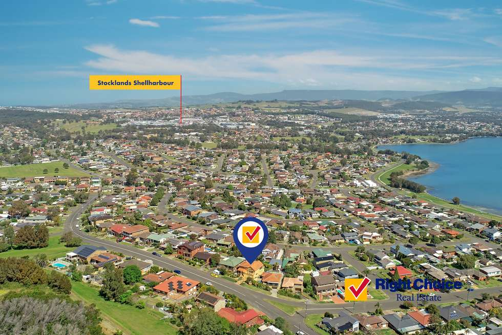 Fifth view of Homely house listing, 90 Cuthbert Drive, Mount Warrigal NSW 2528