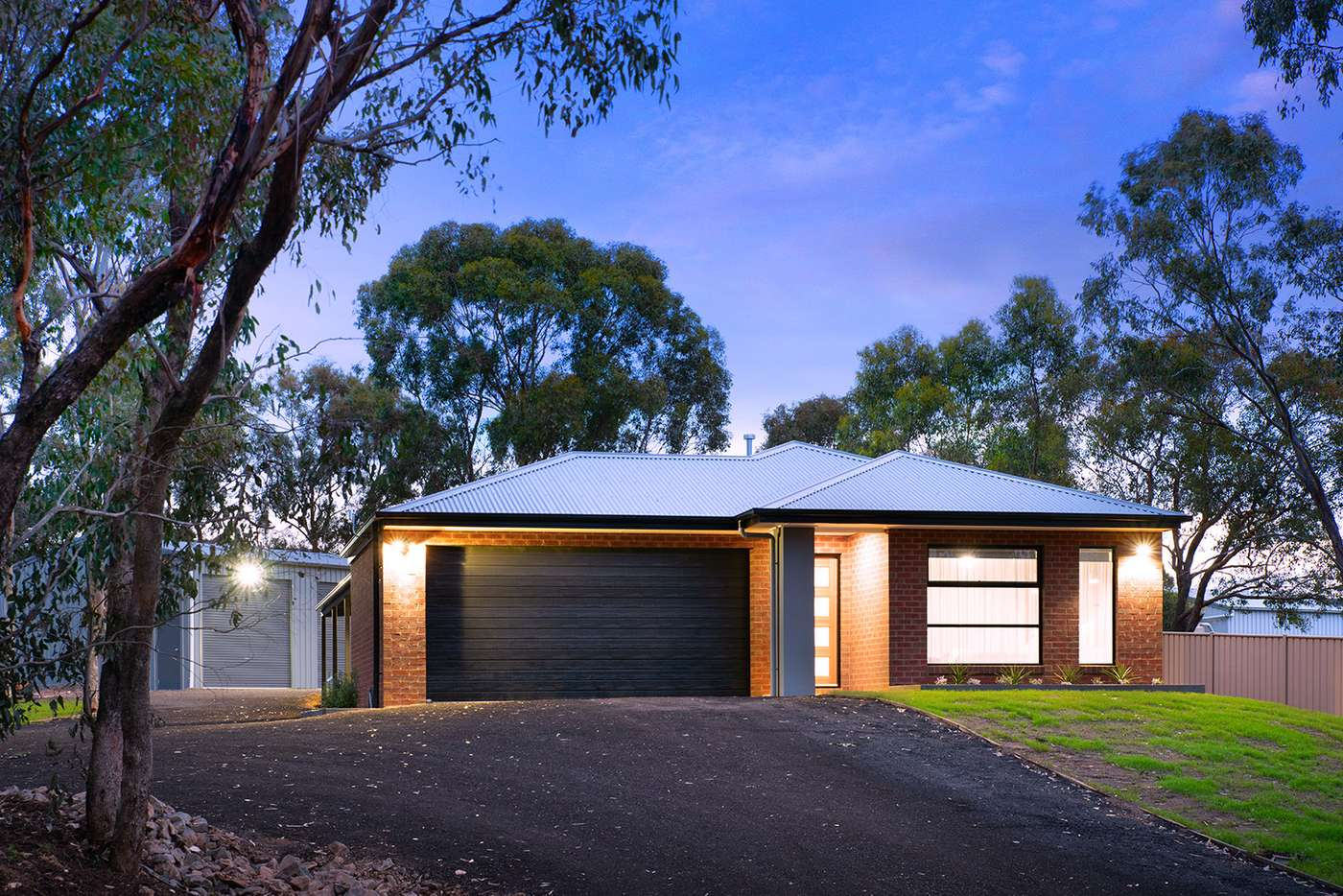 Main view of Homely house listing, 9 Clay Gully Court, Maiden Gully VIC 3551