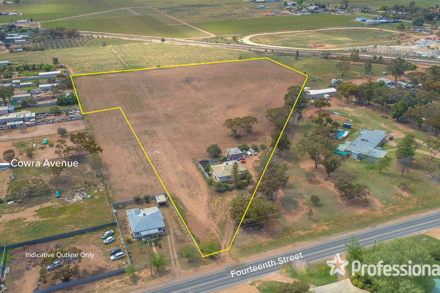 Main view of Homely ruralOther listing, 2695 Fourteenth Street, Irymple VIC 3498