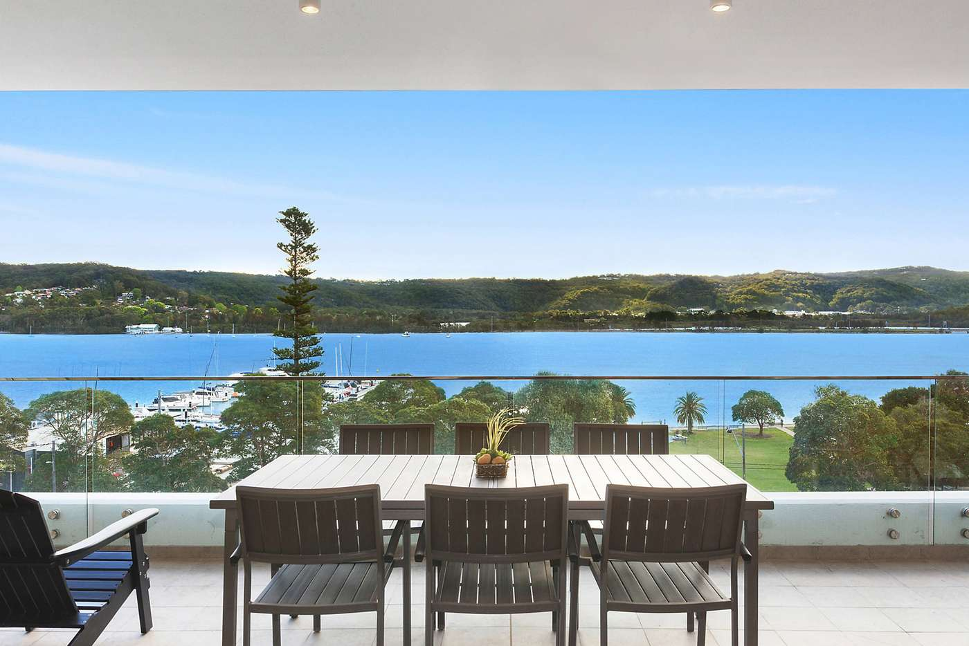 Main view of Homely apartment listing, 402/13 Lynn Avenue, Point Frederick NSW 2250