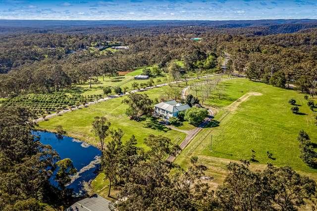 160 Cattai Ridge Road, Glenorie NSW 2157