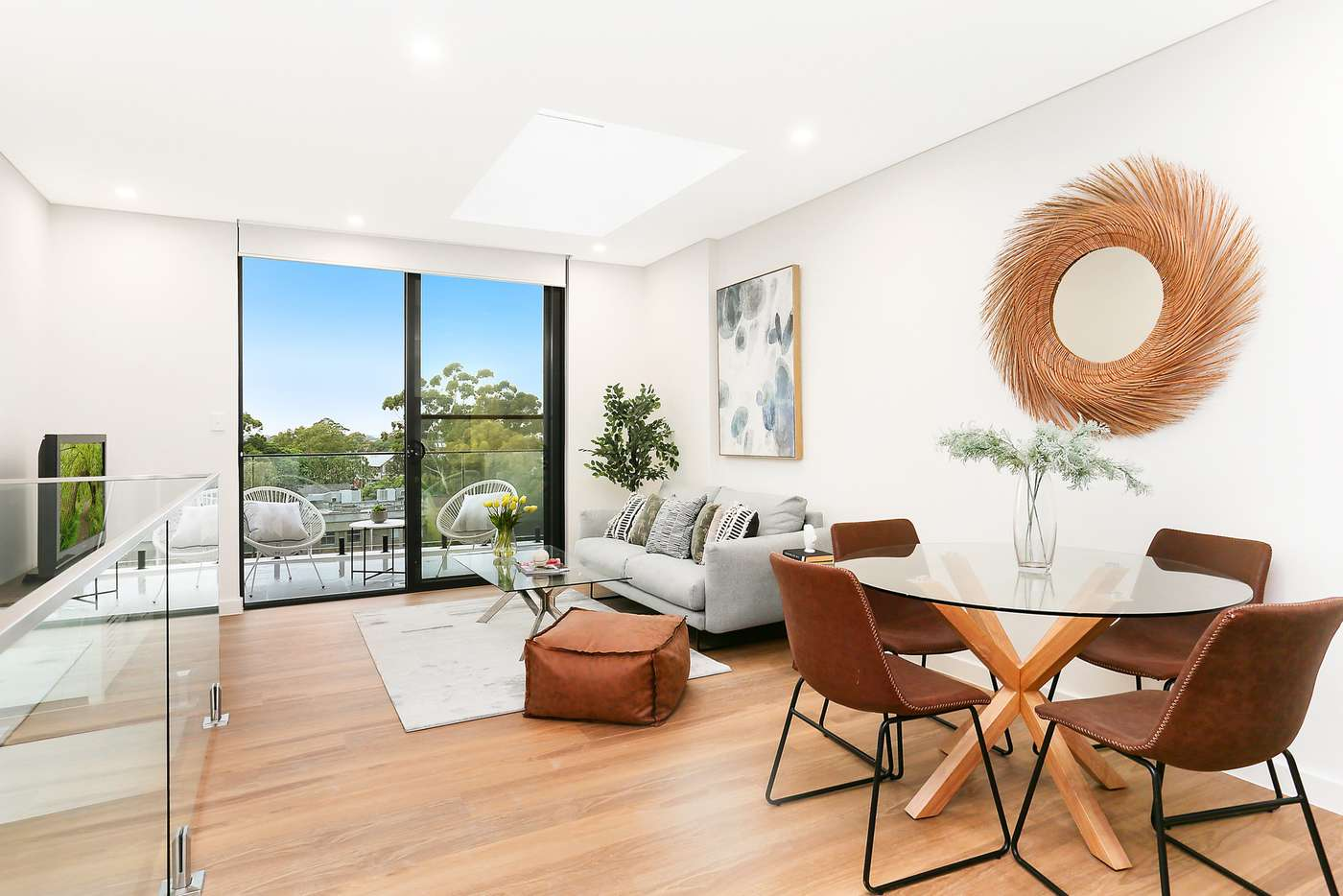 Main view of Homely apartment listing, 707/2 Murrell Street, Ashfield NSW 2131