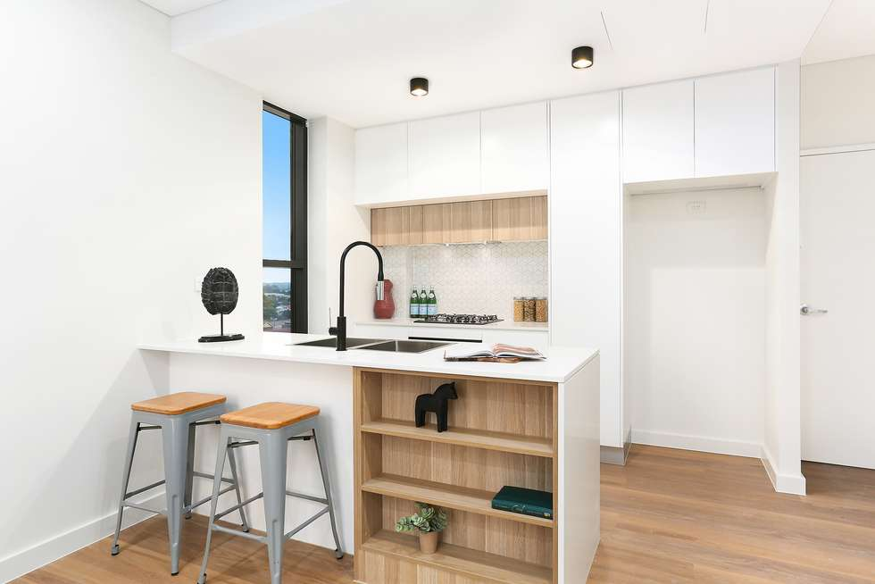 Second view of Homely apartment listing, 707/2 Murrell Street, Ashfield NSW 2131