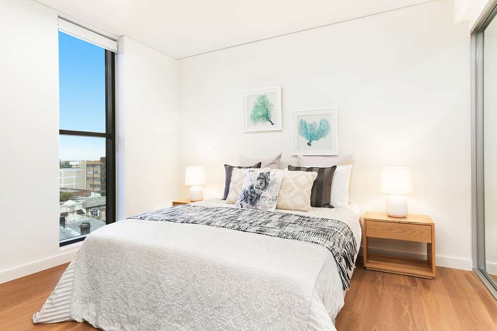 Third view of Homely apartment listing, 707/2 Murrell Street, Ashfield NSW 2131