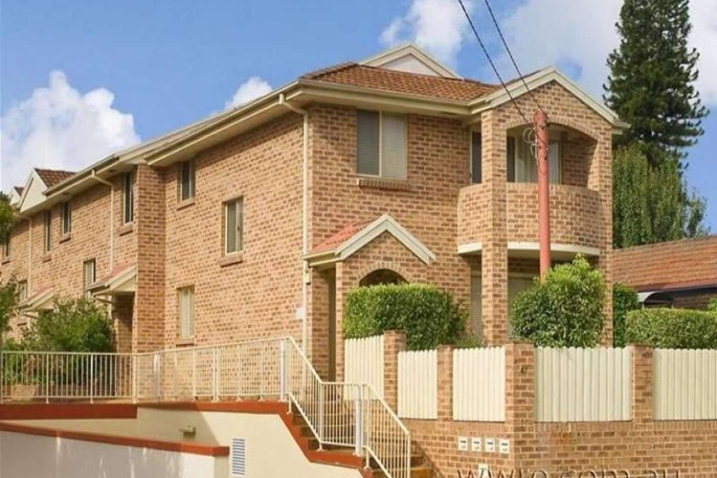 Main view of Homely townhouse listing, 1/41 Coranto Street, Wareemba NSW 2046