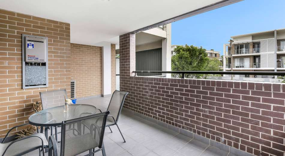 5/213 William Street, Granville NSW 2142