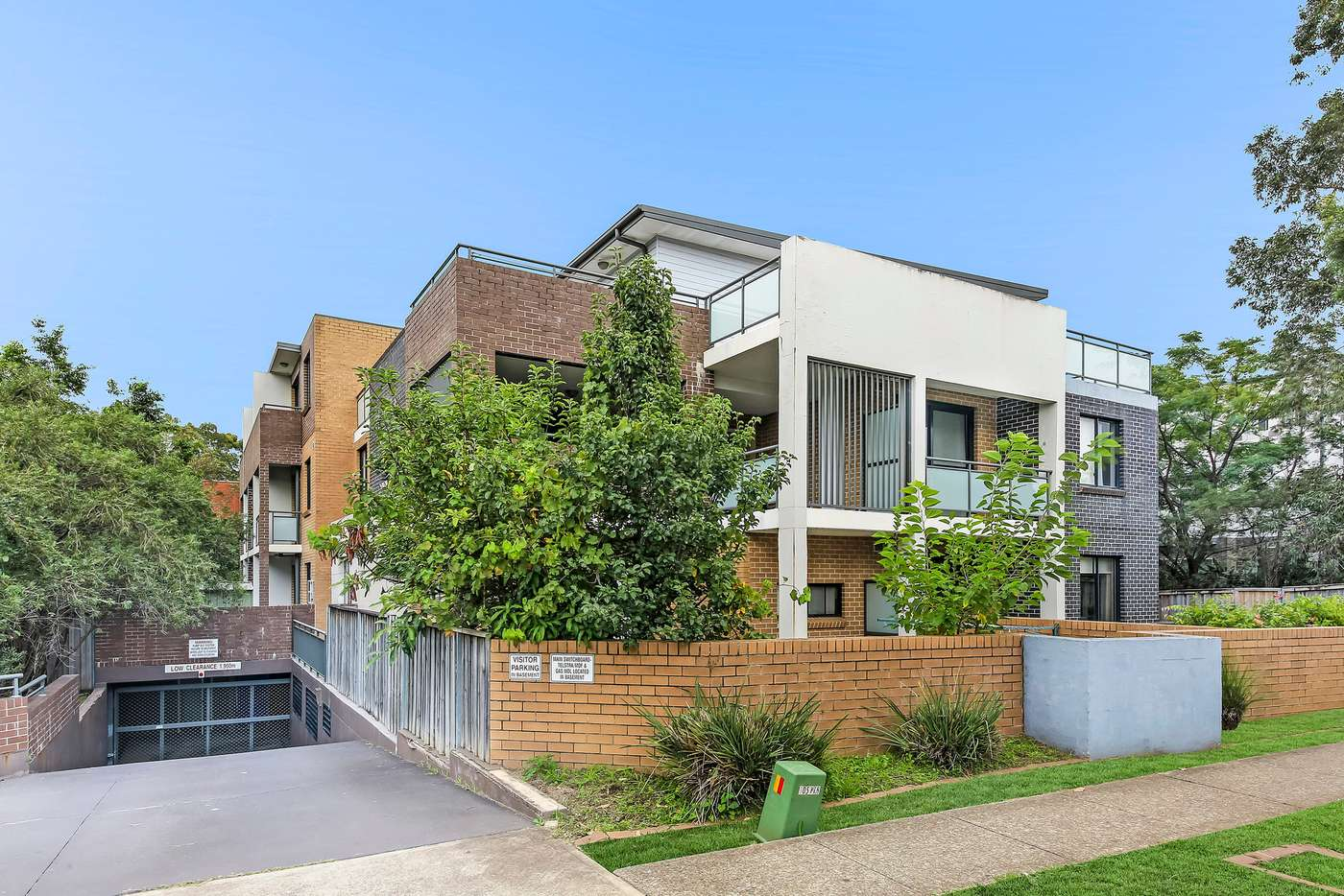 Sixth view of Homely apartment listing, 5/213 William Street, Granville NSW 2142
