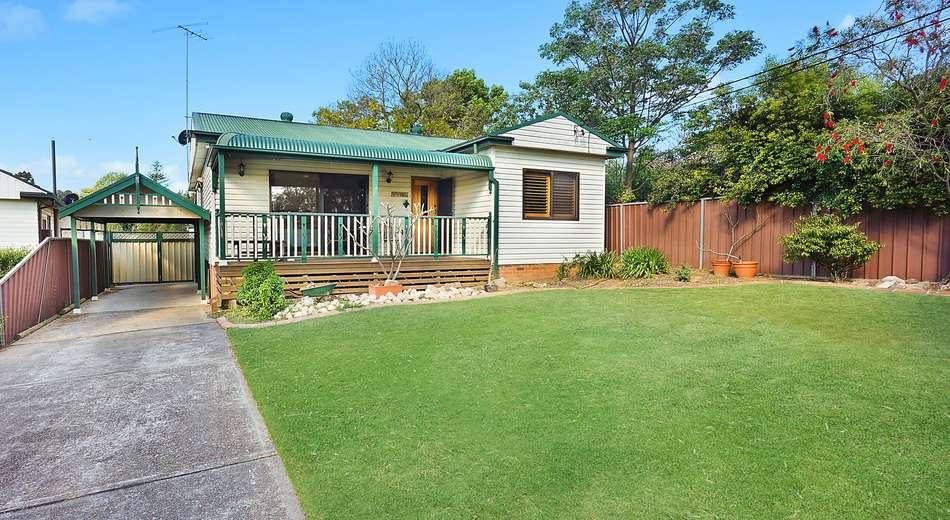 1 Marnpar Road, Seven Hills NSW 2147