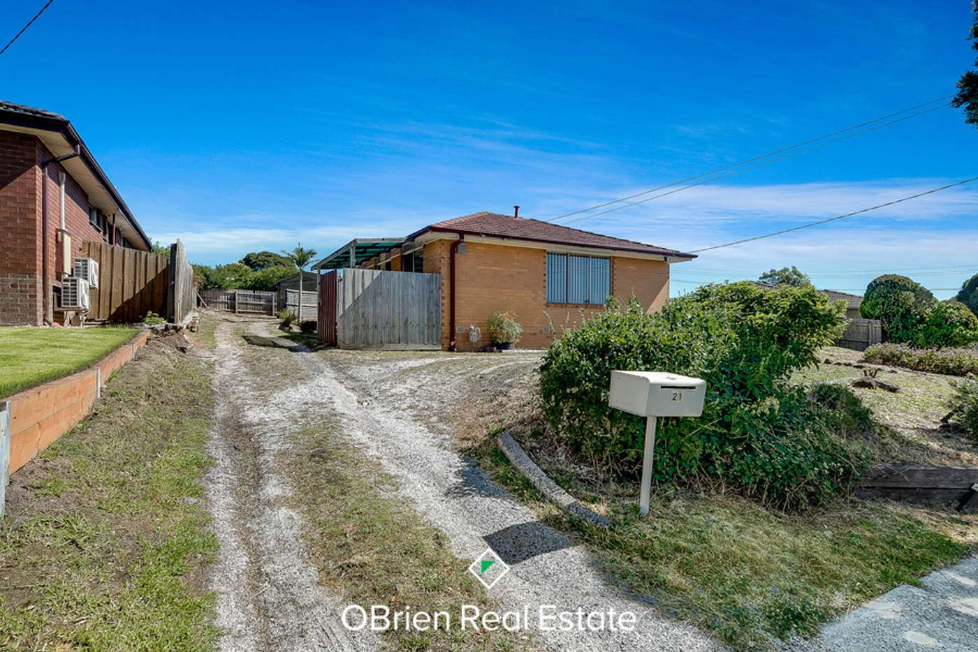 Main view of Homely house listing, 21 Raven Crescent, Narre Warren VIC 3805
