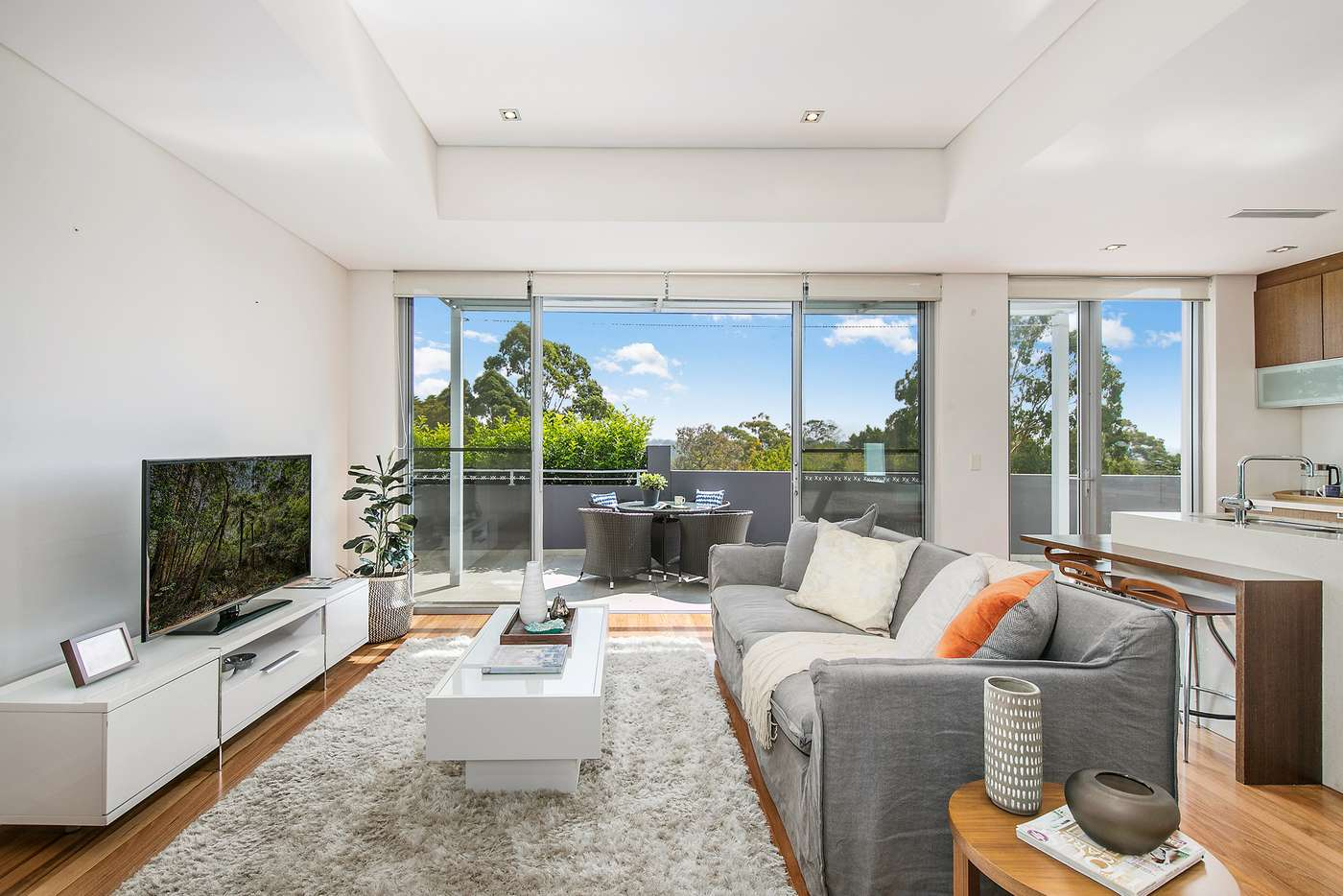 Main view of Homely apartment listing, 502/2-8 Burleigh Street, Lindfield NSW 2070