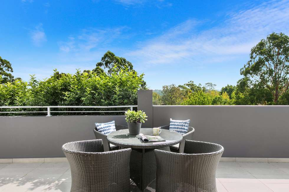 Second view of Homely apartment listing, 502/2-8 Burleigh Street, Lindfield NSW 2070