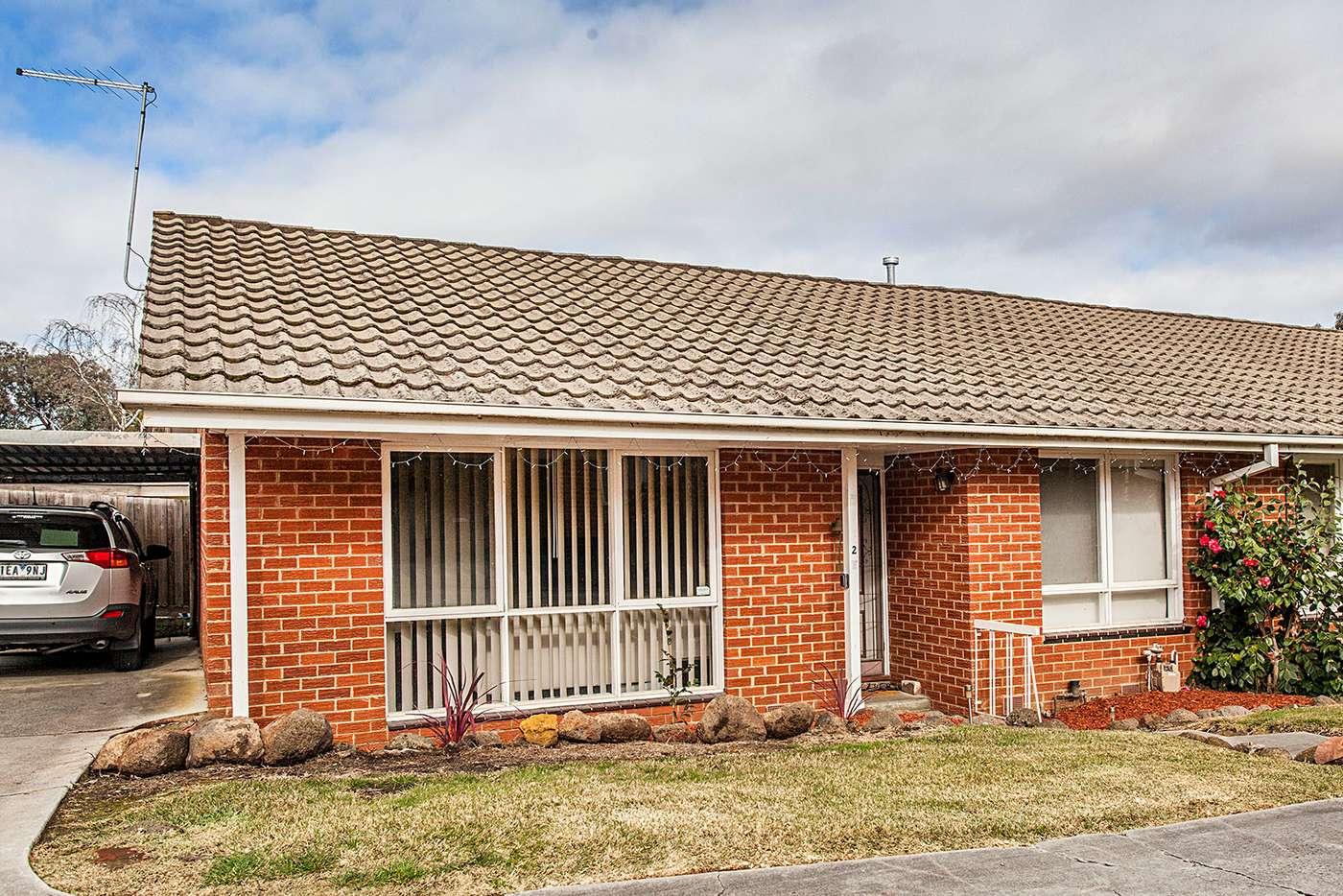 Main view of Homely unit listing, 2/37 Cochrane Street, Mitcham VIC 3132
