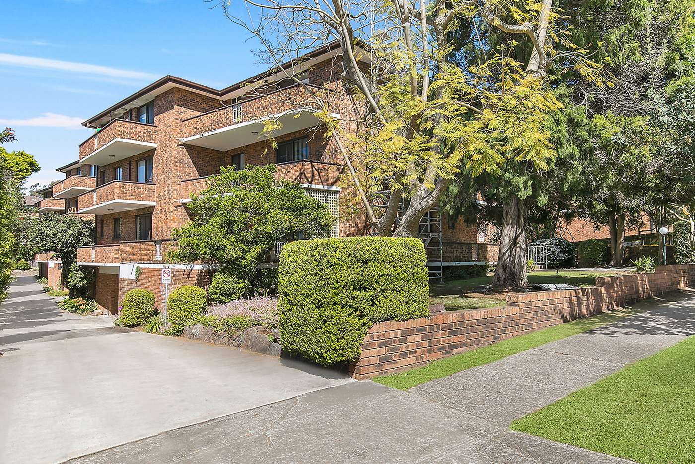 Main view of Homely apartment listing, 1/26-28 Burdett Street, Hornsby NSW 2077