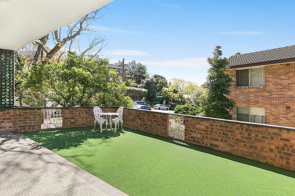 Second view of Homely apartment listing, 1/26-28 Burdett Street, Hornsby NSW 2077