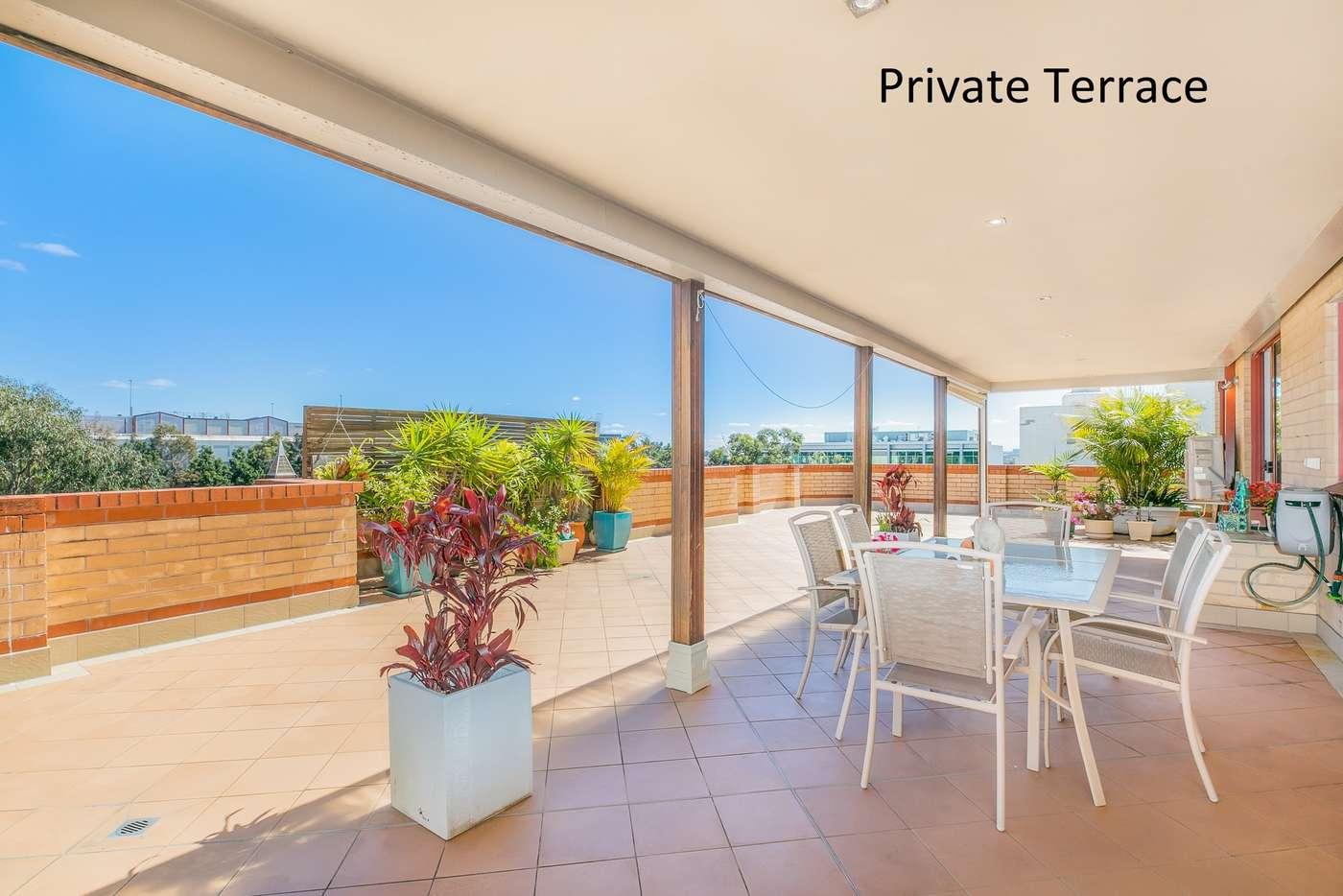 Main view of Homely apartment listing, 70/7-15 Jackson Avenue, Miranda NSW 2228