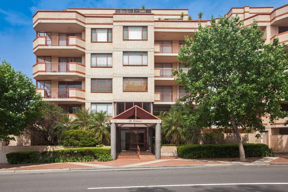 Third view of Homely apartment listing, 70/7-15 Jackson Avenue, Miranda NSW 2228