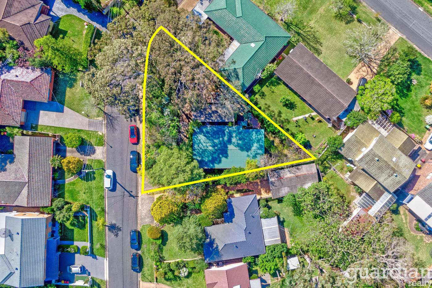 Fifth view of Homely house listing, 4 Kywong Avenue, Castle Hill NSW 2154