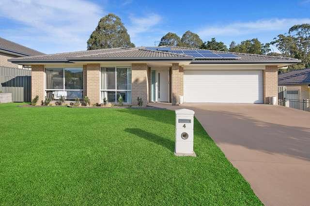4 Jock Avenue, North Boambee Valley NSW 2450