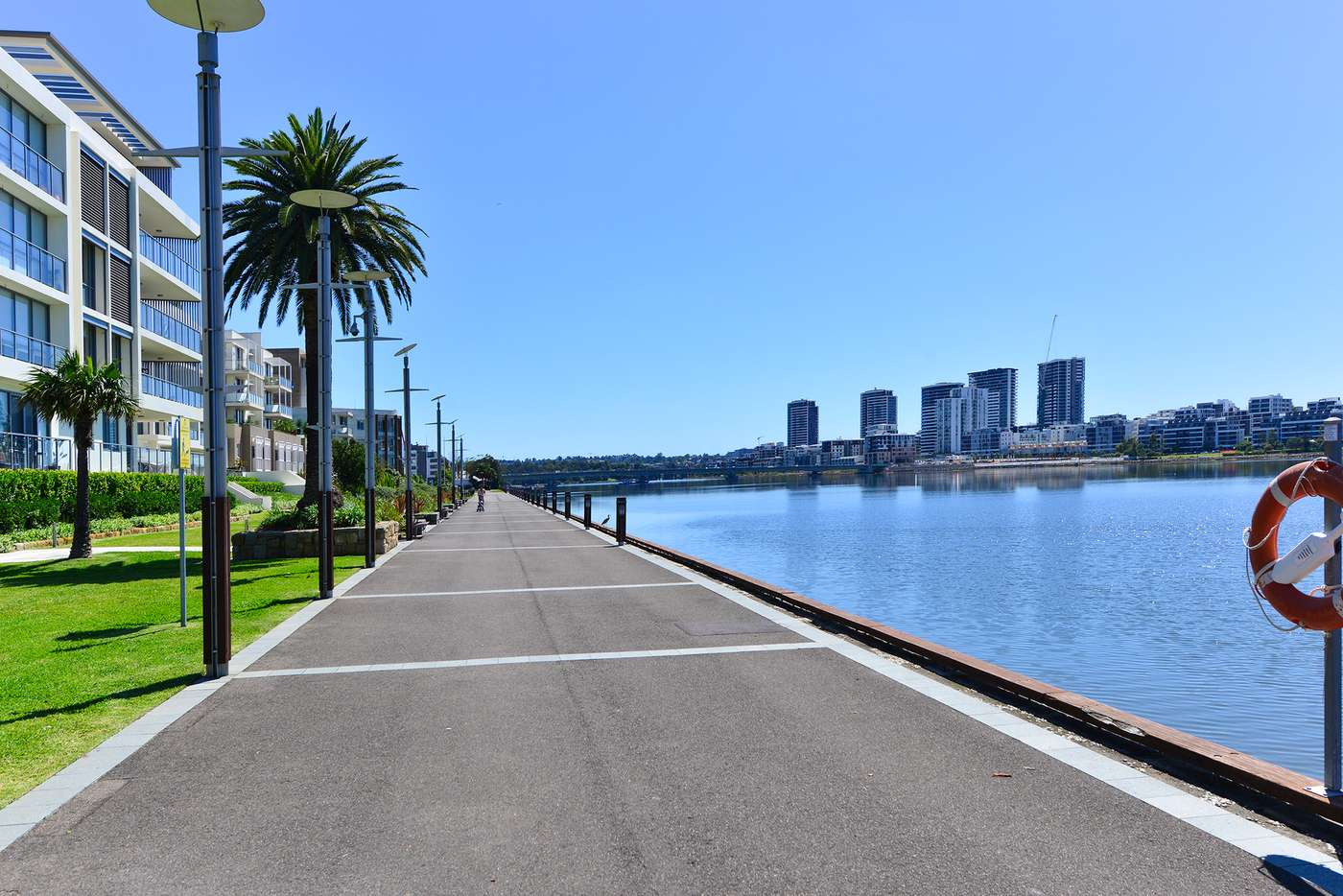 Sixth view of Homely apartment listing, 220/23 Hill Road, Wentworth Point NSW 2127