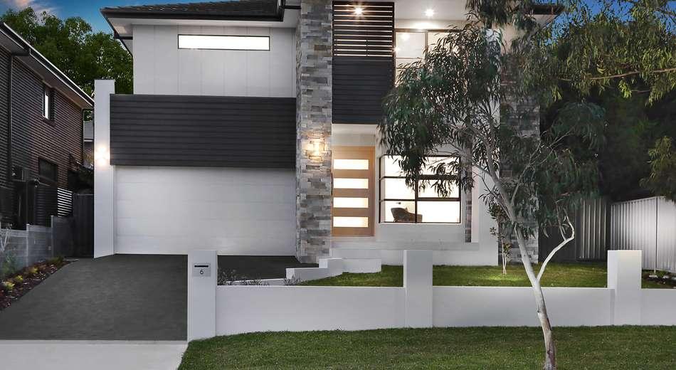6 Truscott Street, North Ryde NSW 2113