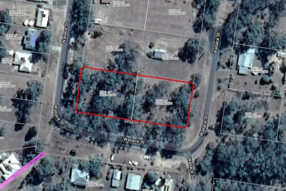 Third view of Homely residentialLand listing, LOT 310 Wallace Street, Apple Tree Creek QLD 4660