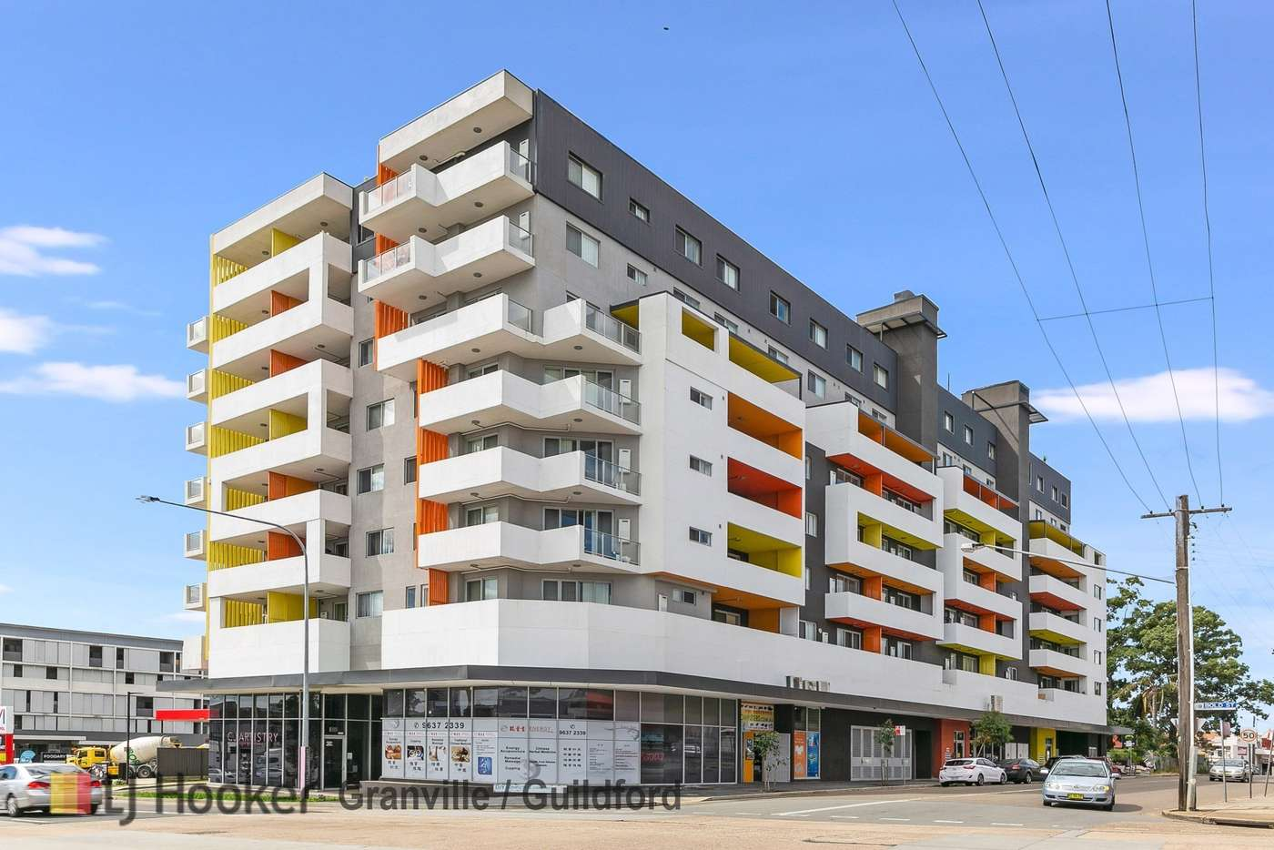 Main view of Homely unit listing, 38/65-71 Cowper Street, Granville NSW 2142