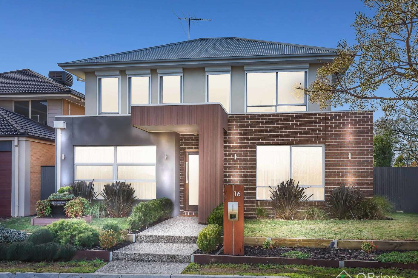 Main view of Homely house listing, 16 Creekview Place, Caroline Springs VIC 3023
