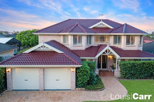 18 Brampton Drive, Beaumont Hills NSW 2155