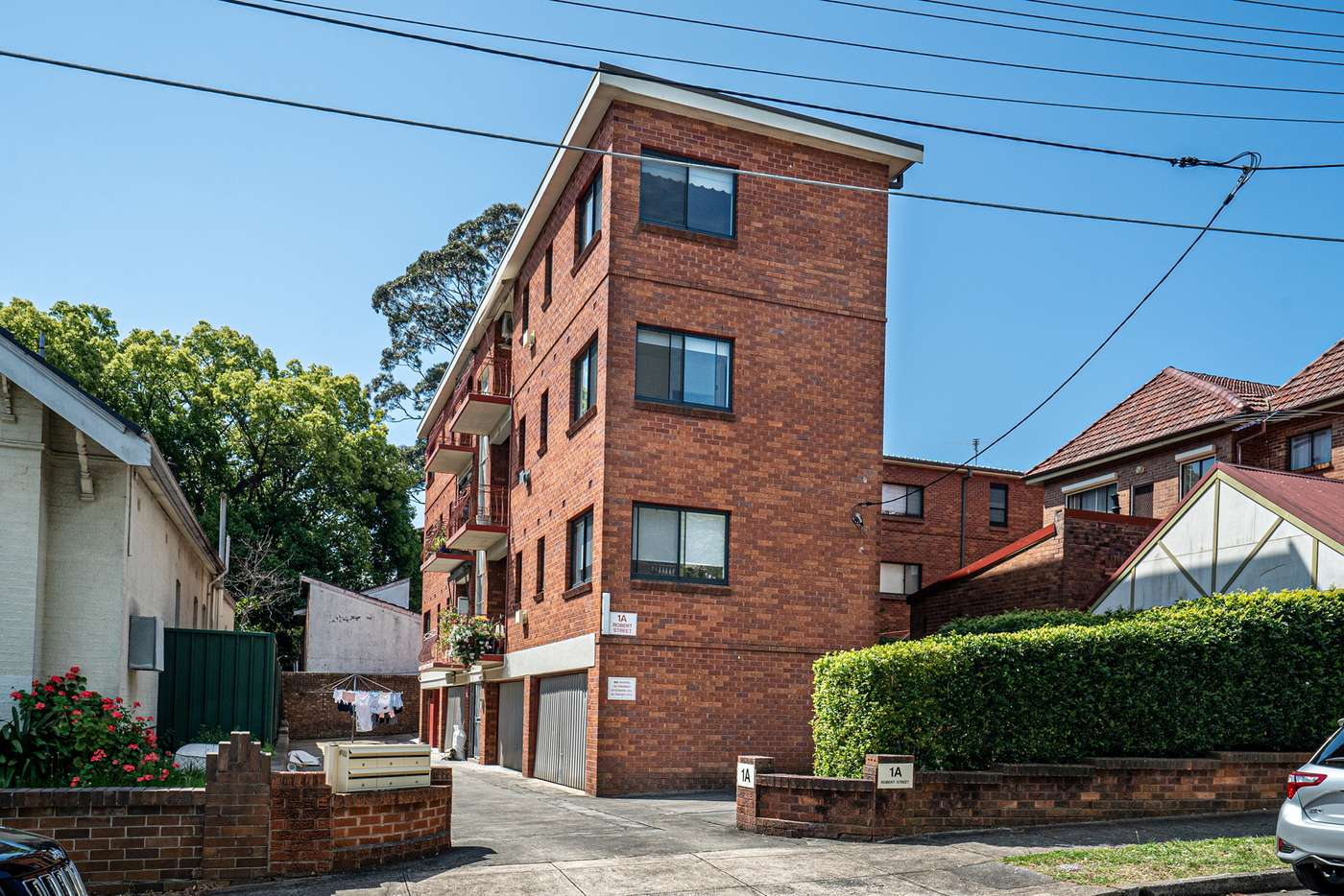 Seventh view of Homely apartment listing, 11/1A Robert Street, Ashfield NSW 2131