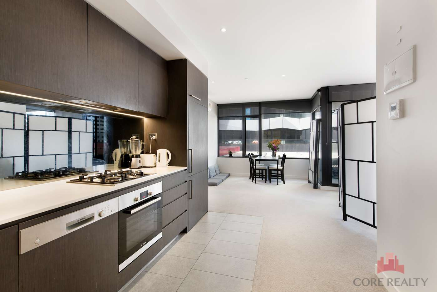 Main view of Homely apartment listing, 1113/155 Franklin Street, Melbourne VIC 3000