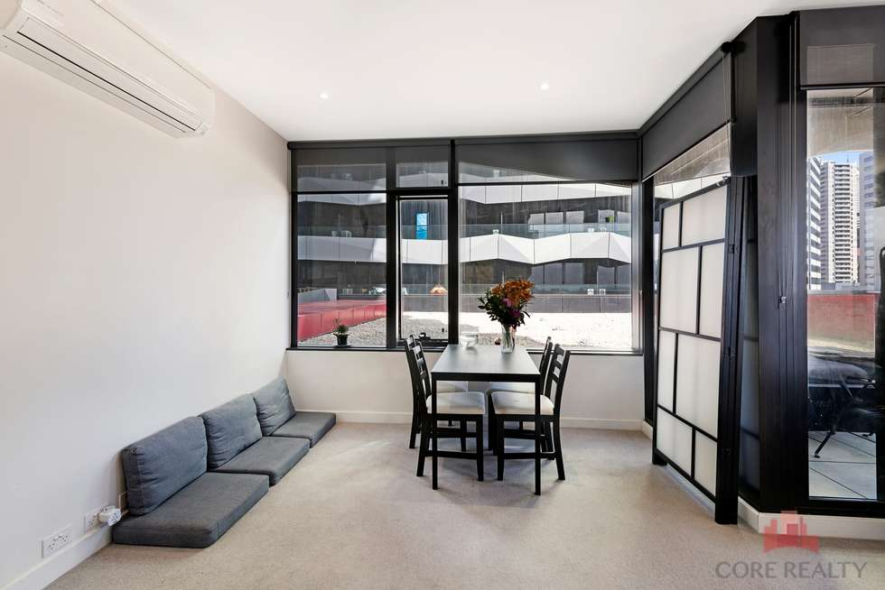Second view of Homely apartment listing, 1113/155 Franklin Street, Melbourne VIC 3000
