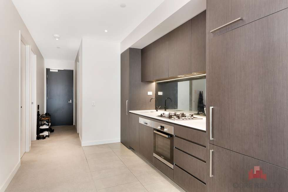 Third view of Homely apartment listing, 1113/155 Franklin Street, Melbourne VIC 3000