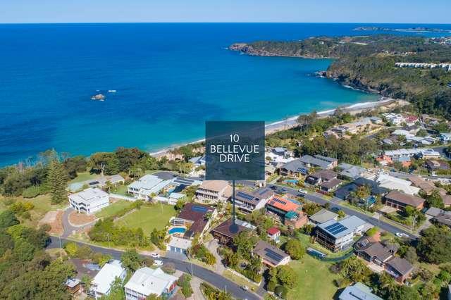 10 Bellevue Drive, Korora NSW 2450