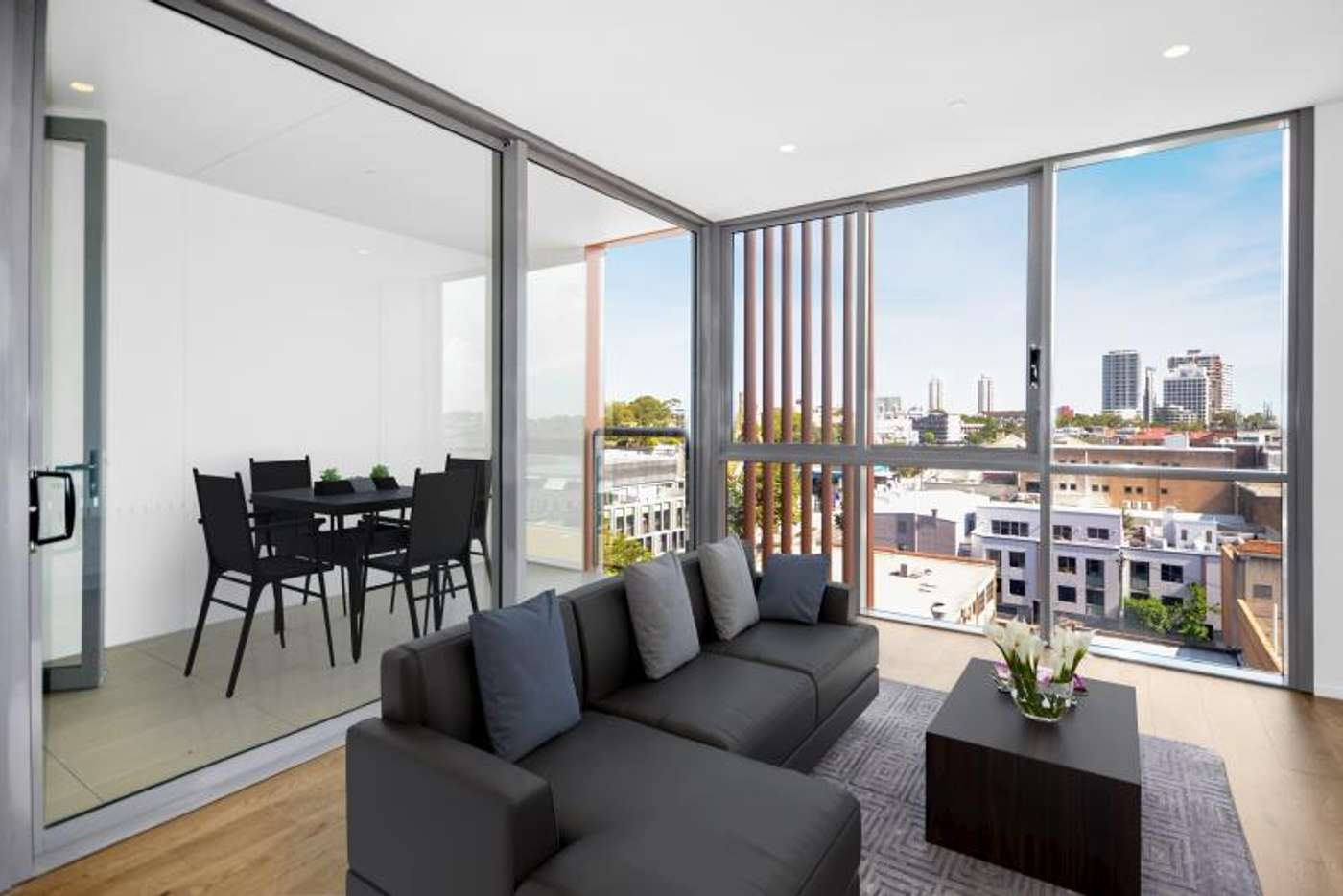 Main view of Homely apartment listing, E703/85 O'Connor Street, Chippendale NSW 2008