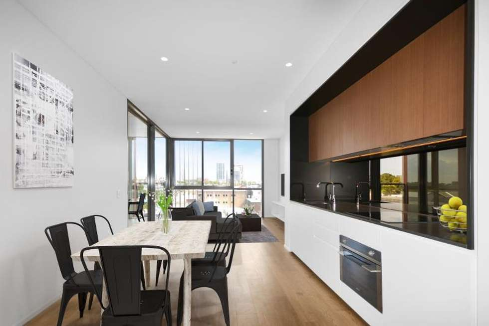 Second view of Homely apartment listing, E703/85 O'Connor Street, Chippendale NSW 2008
