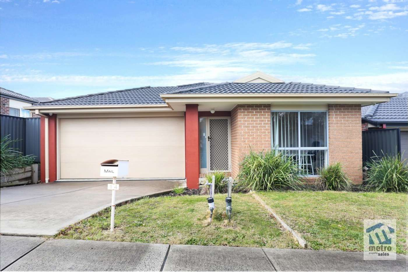 Main view of Homely house listing, 14 Taunton Drive, Pakenham VIC 3810
