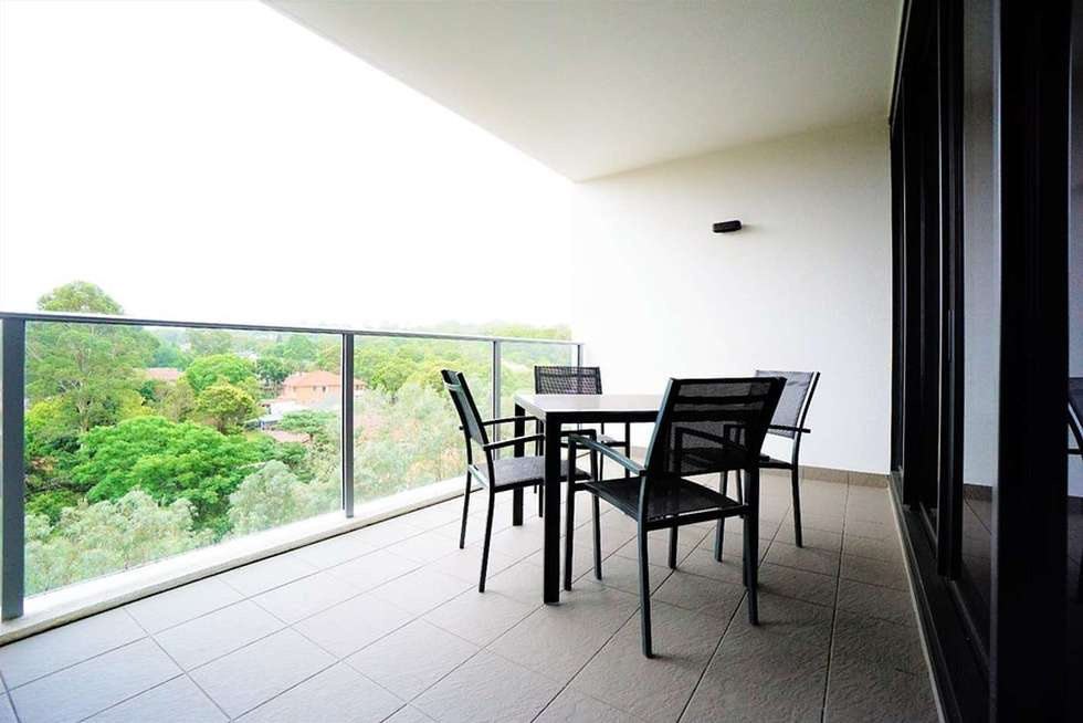 Fourth view of Homely unit listing, 736/14b Anthony Road, West Ryde NSW 2114