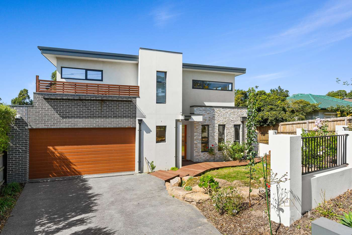 Main view of Homely townhouse listing, 1/10 Koonung Street, Balwyn North VIC 3104