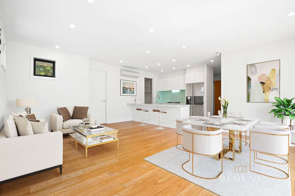 Second view of Homely townhouse listing, 1/10 Koonung Street, Balwyn North VIC 3104