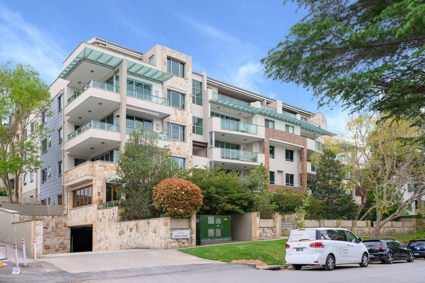 Main view of Homely apartment listing, 11/2-6 Milray Street, Lindfield NSW 2070