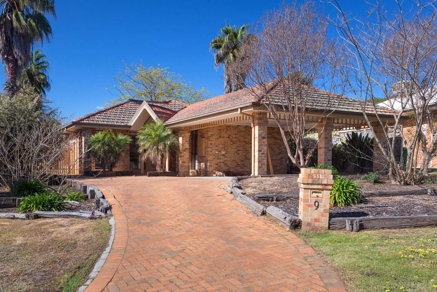 Main view of Homely house listing, 9 Yanco Court, Wodonga VIC 3690