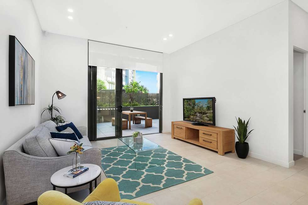 Third view of Homely apartment listing, 106/2 Natura Rise, Norwest NSW 2153