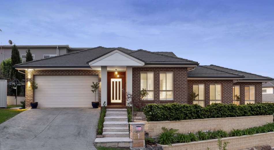 1 Antrim Place, Kellyville NSW 2155