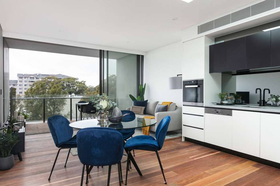 Second view of Homely apartment listing, 85/6-8 Crewe Place, Rosebery NSW 2018