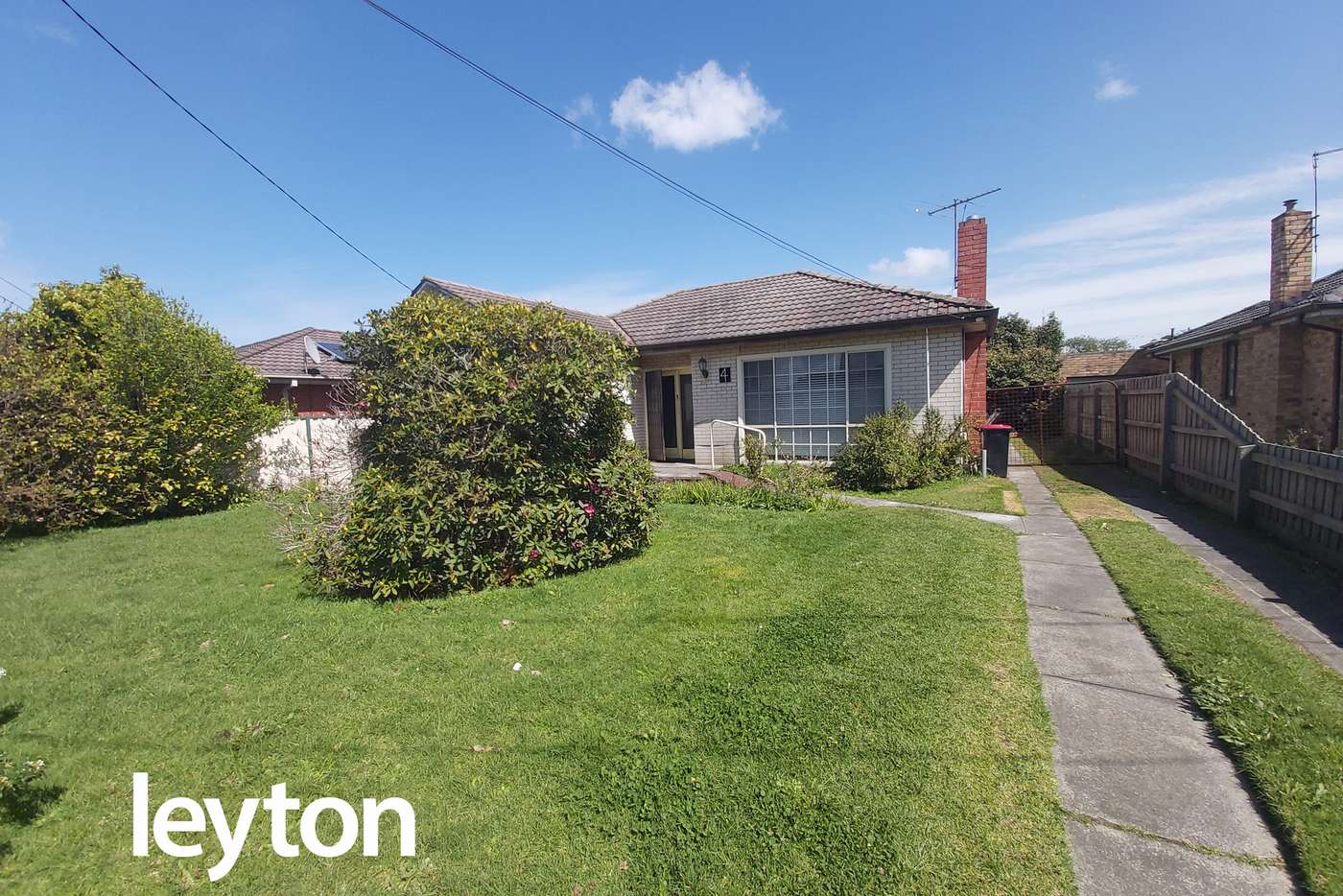 Main view of Homely house listing, 4 Rosemary Avenue, Springvale VIC 3171