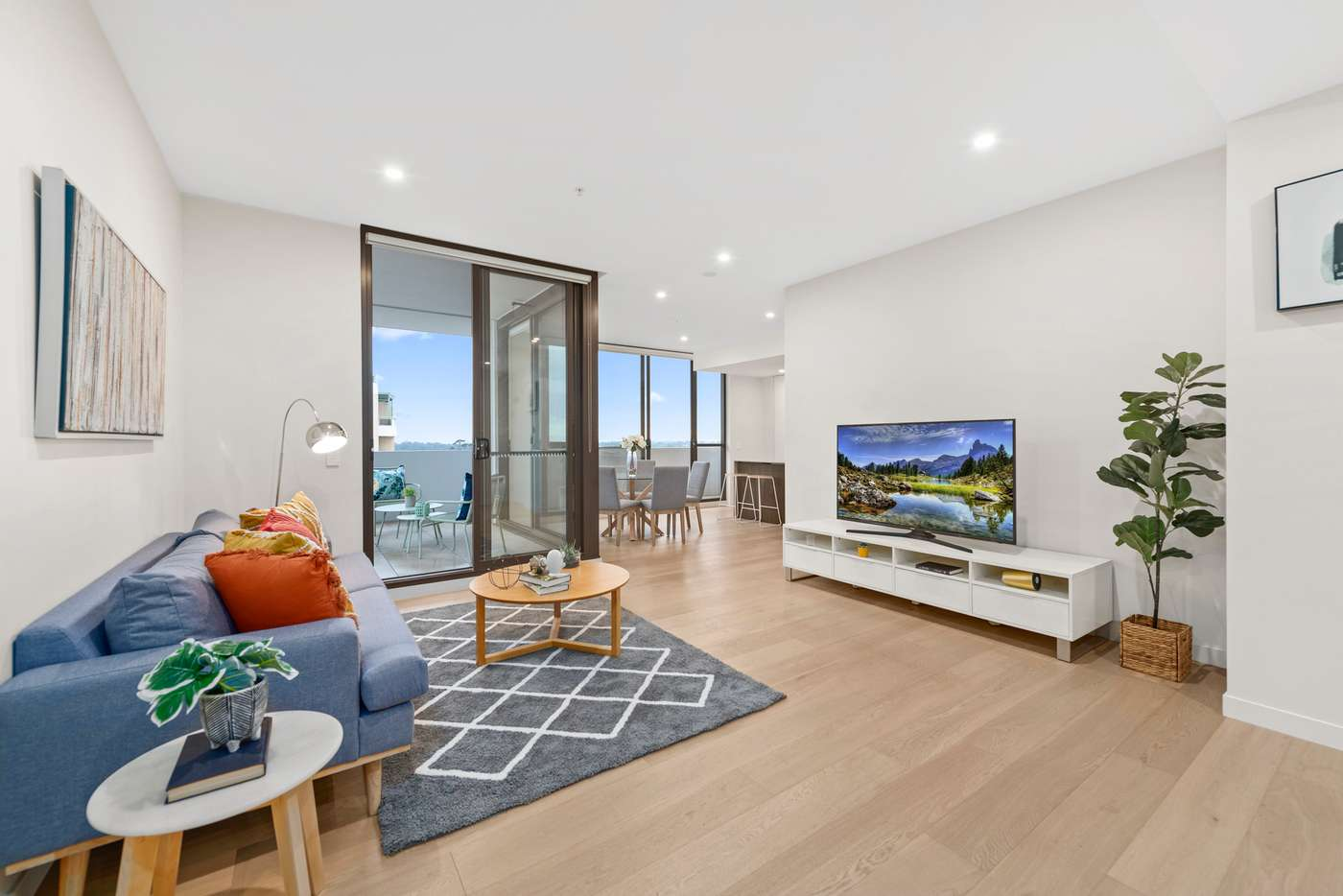 Main view of Homely apartment listing, 92/117 Pacific Highway, Hornsby NSW 2077
