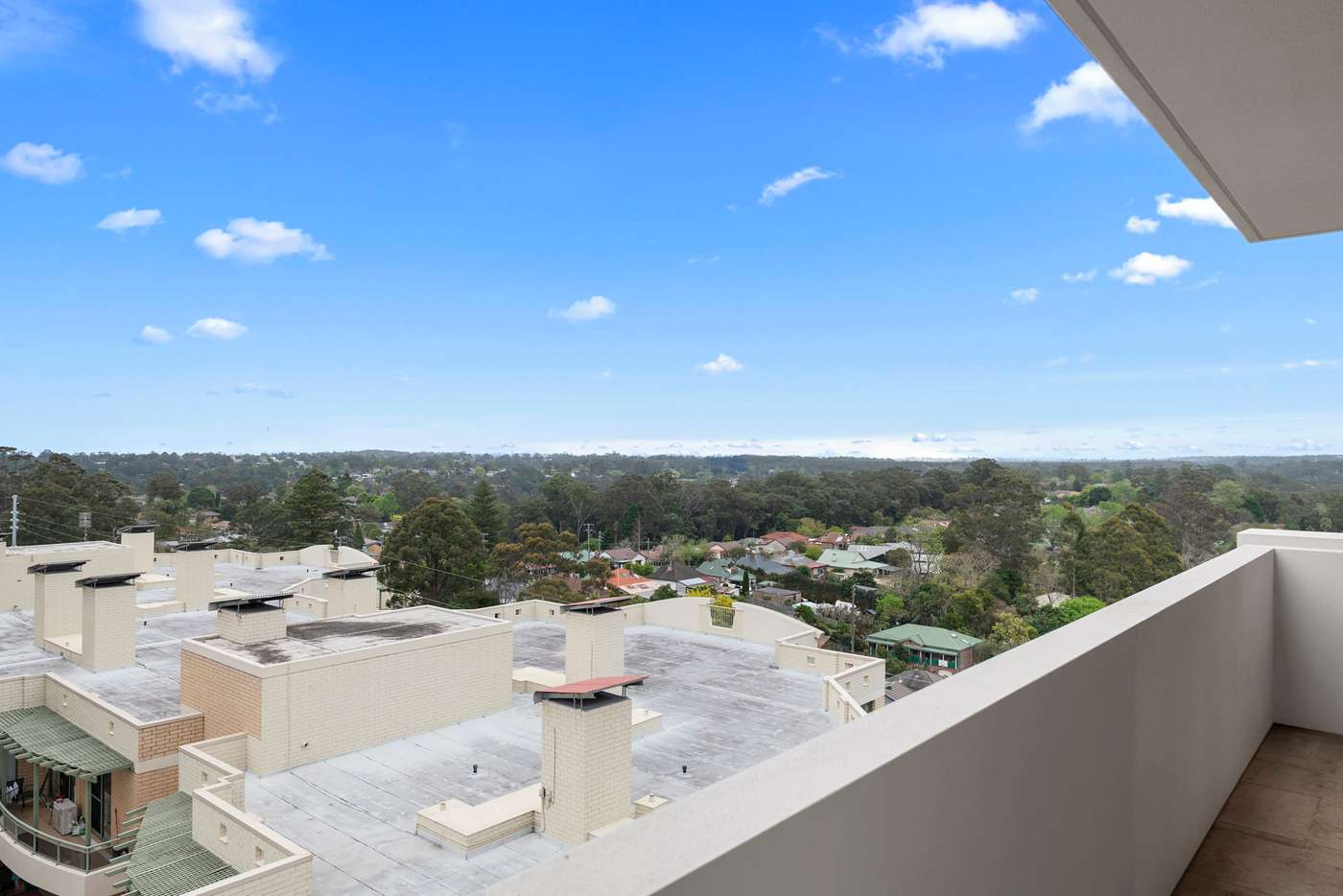 Sixth view of Homely apartment listing, 92/117 Pacific Highway, Hornsby NSW 2077